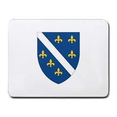 Flag_Bosnia-Herzegovina Small Mousepad by worldflags4u