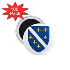 Flag_Bosnia-Herzegovina 1.75  Magnet (100 pack)  by worldflags4u