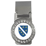 Flag_Bosnia-Herzegovina Money Clip (CZ)
