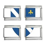 Flag_Bosnia-Herzegovina 9mm Italian Charm (4 pack)