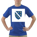 Flag_Bosnia-Herzegovina Dark T-Shirt