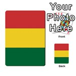 Flag_Bolivia Multi-purpose Cards (Rectangle)