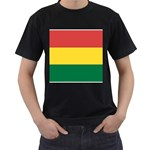 Flag_Bolivia Black T-Shirt