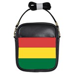 Flag_Bolivia Girls Sling Bag