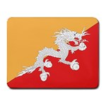 Flag_Bhutan Small Mousepad