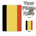 Flag_Belgium Multi-purpose Cards (Rectangle)