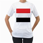 Flag_Yemen Women s T-Shirt