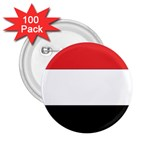 Flag_Yemen 2.25  Button (100 pack)