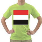 Flag_Yemen Green T-Shirt
