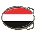 Flag_Yemen Belt Buckle