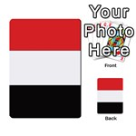 Flag_Yemen Multi-purpose Cards (Rectangle)