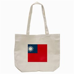 Flag_Taiwan Tote Bag from ArtsNow.com Front