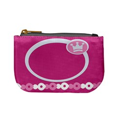 My Little Princess   Mini Coin Purse By Carmensita   Mini Coin Purse   Mhbevf39q8s5   Www Artscow Com Front