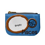 Pisces - mini coin purse