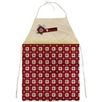 Made with Love- Apron Template - Full Print Apron