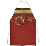 Seasons greetings apron - Full Print Apron