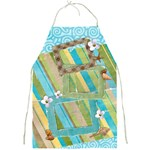 Tropical Apron - Full Print Apron