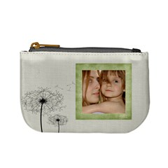 Nature Kids By Wood Johnson   Mini Coin Purse   Uu5gggi3dmp6   Www Artscow Com Front
