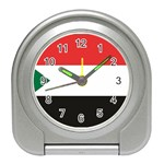 Flag_Sudan Travel Alarm Clock