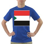 Flag_Sudan Dark T-Shirt
