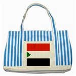 Flag_Sudan Striped Blue Tote Bag