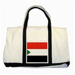 Flag_Sudan Two Tone Tote Bag