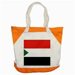 Flag_Sudan Accent Tote Bag
