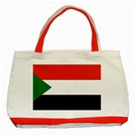 Flag_Sudan Classic Tote Bag (Red)