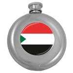 Flag_Sudan Hip Flask (5 oz)