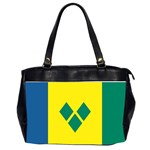 Flag_St Oversize Office Handbag (Two Sides)
