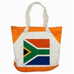 Flag_South Africa Accent Tote Bag