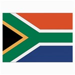 Flag_South Africa Glasses Cloth (Large, Two Sides)