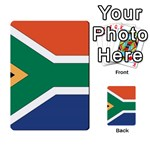 Flag_South Africa Multi-purpose Cards (Rectangle)