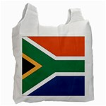 Flag_South Africa Recycle Bag (One Side)