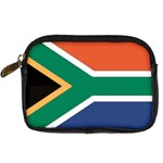 Flag_South Africa Digital Camera Leather Case