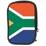 Flag_South Africa Compact Camera Leather Case