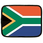 Flag_South Africa Netbook Case (XL)