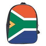 Flag_South Africa School Bag (Large)
