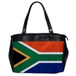 Flag_South Africa Oversize Office Handbag (One Side)
