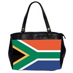 Flag_South Africa Oversize Office Handbag (Two Sides)