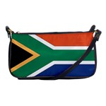 Flag_South Africa Shoulder Clutch Bag
