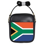 Flag_South Africa Girls Sling Bag