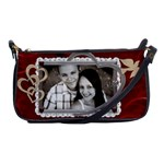 Love Bird Shoulder Clutch - Shoulder Clutch Bag