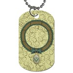 Modern Heritage Elegant Dog Tag - Dog Tag (One Side)