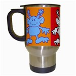 Monster 2 - Travel Mug - Travel Mug (White)