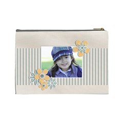 Cosmetic Bag (large)   Template By Jennyl   Cosmetic Bag (large)   Ku6man8dj668   Www Artscow Com Back