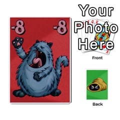 The Cat In The Sack Game By Jorge   Playing Cards 54 Designs   Ep0gxbsflvzd   Www Artscow Com Front - Heart5