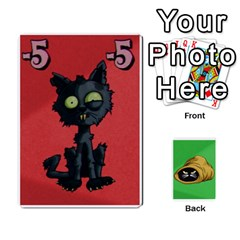 The Cat In The Sack Game By Jorge   Playing Cards 54 Designs   Ep0gxbsflvzd   Www Artscow Com Front - Diamond10