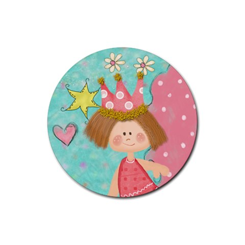 Lilcoaster1 By Lillyskite   Rubber Coaster (round)   2bltzvhvmpy4   Www Artscow Com Front