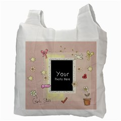 Lilcarrybaglarge1 By Lillyskite   Recycle Bag (two Side)   B2vdhiv0d0hs   Www Artscow Com Back